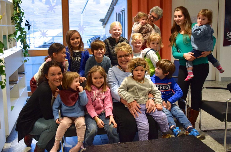 Canorta Tgmirola: Weihnachtsbesuch im Altersheim